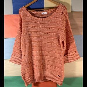 Calvin Klein Knit Sweater size L